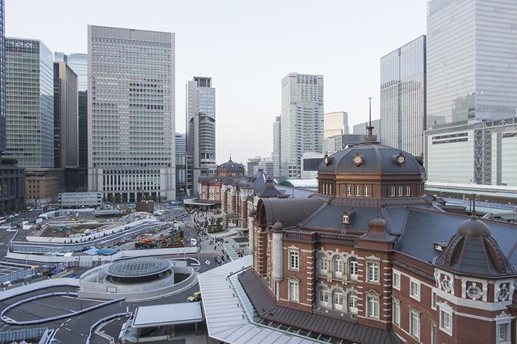 【東京駅周辺】ヘアセットをやってくれる美容院まとめ♪結婚式で東京に来る方必見!