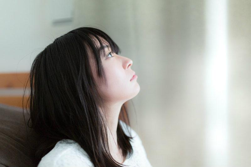 髪の悩み女性