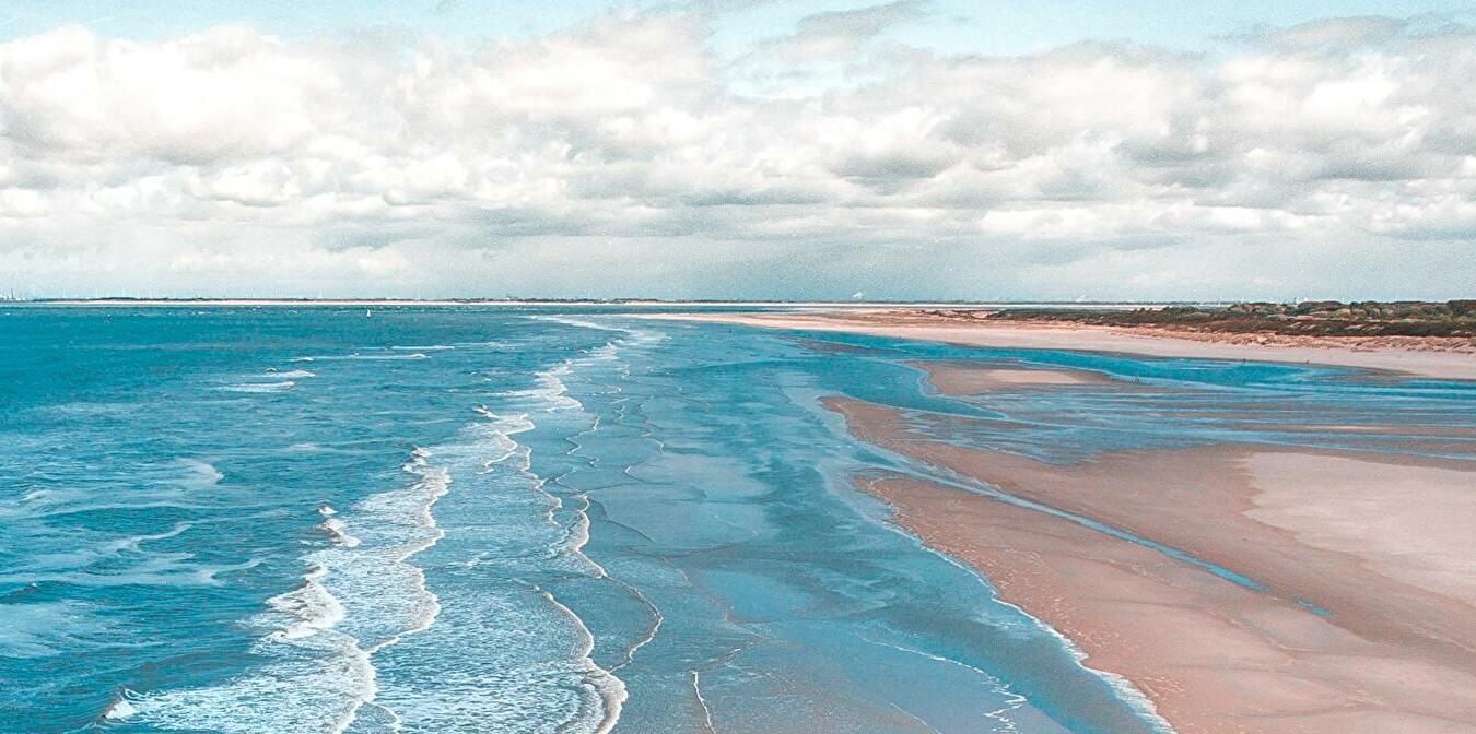 マリンノートの海のイメージ